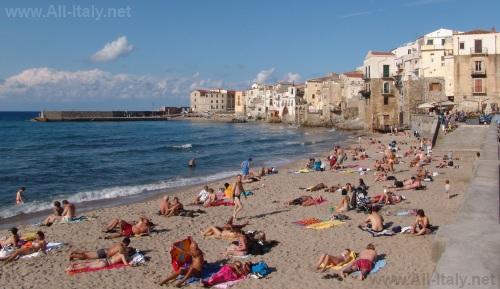 Морские курорты италии богаты