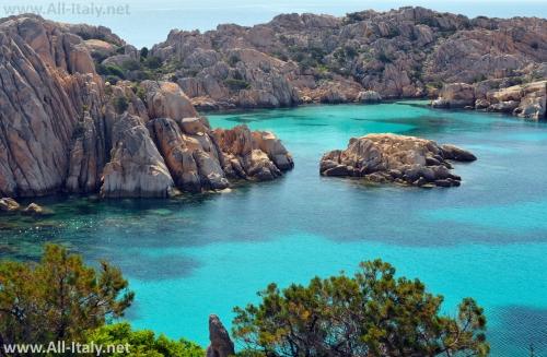 Сказочные красоты Сардинии