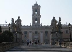 Достопримечательности Рима. Капитолий