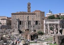 Достопримечательности Рима. Римский Форум