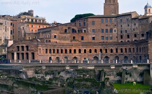 Рим. Императорский форум