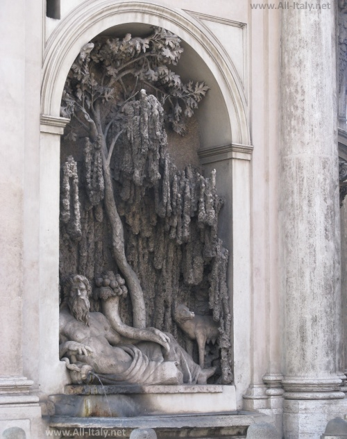 Четыре фонтана