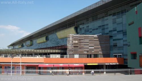 Вокзал Тибуртина