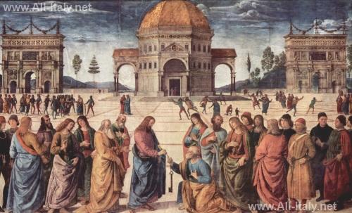 Сикстинская капелла Микеланджело в Ватикане