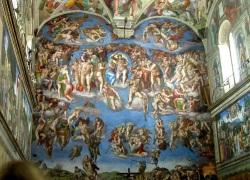 Достопримечательности Ватикана. Сикстинская капелла