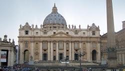 Достопримечательности Ватикана. Собор Святого Петра