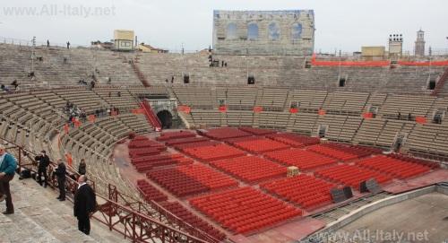 Амфитеатр Вероны